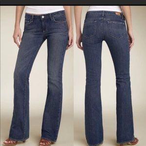 Paige Premium Denim Hollywood Hills Jeans Size 30